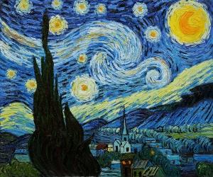 01[1].Van Gogh Noche estrellada